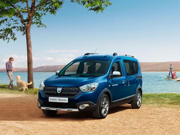 Dacia Dokker Van Ambiance dCi 66kW (90CV) 2017 nuevo Cádiz