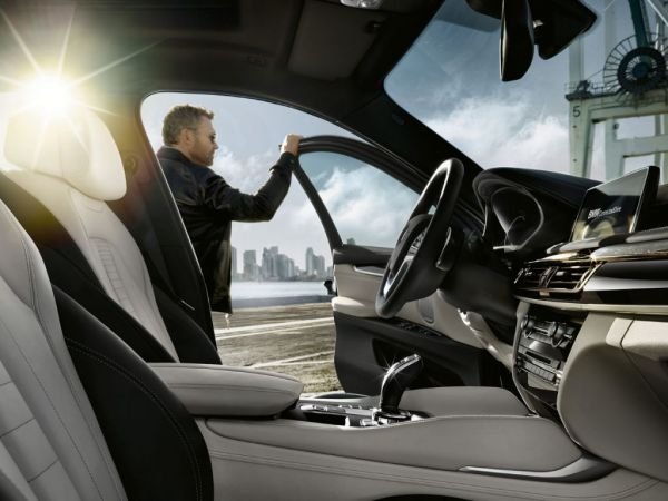 BMW X6 xDrive30d nuevo Madrid