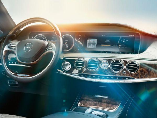 Mercedes Benz Clase S 350 d L nuevo Málaga