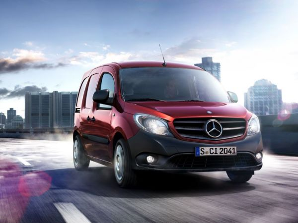 Mercedes Benz Citan 109 CDI Tourer Base Largo BE nuevo Málaga