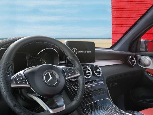 Mercedes Benz GLC Coupé 220 d 4MATIC nuevo Málaga
