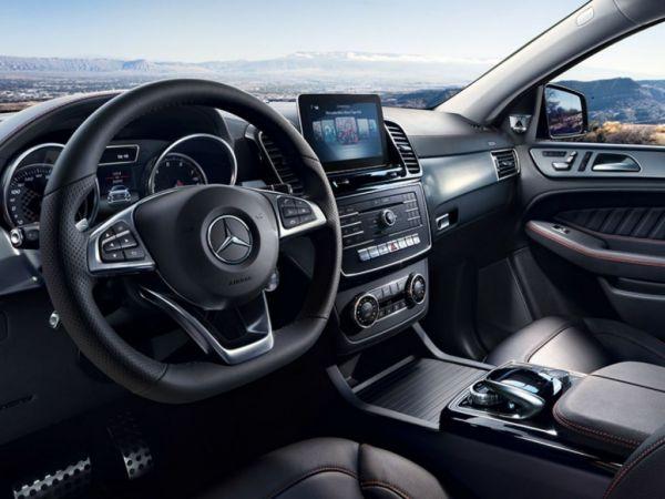 Mercedes Benz GLE 300 d 4MATIC nuevo Málaga