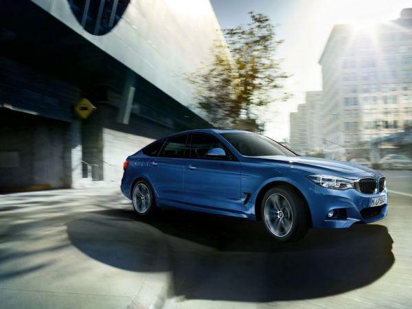 BMW Serie 3 318d Gran Turismo nuevo Madrid