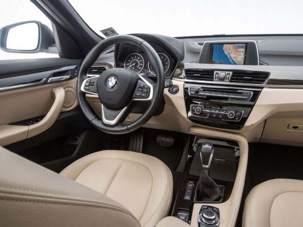 BMW X1 sDrive18dA nuevo Madrid