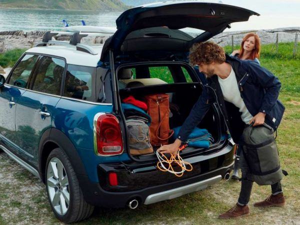 Mini Countryman Cooper S E ALL4 nuevo Madrid