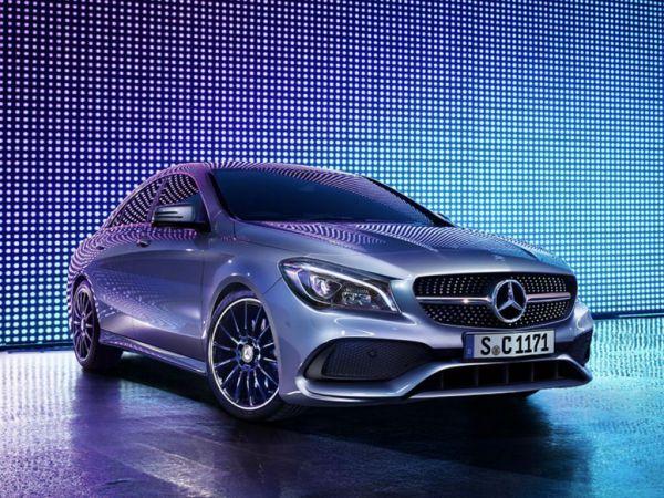 Mercedes Benz Clase CLA 180 nuevo Málaga