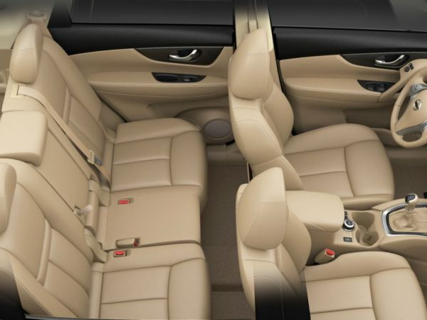 Nissan X-Trail 7P dCi 110 kW (150 CV) E6D TEKNA nuevo Madrid