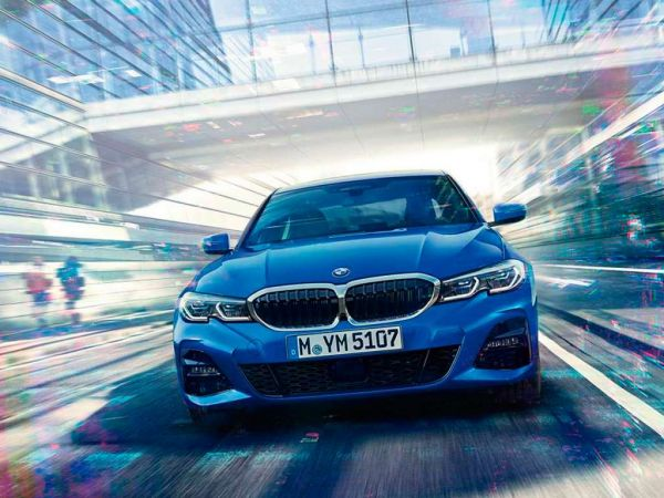 BMW Serie 3 320d Auto. nuevo Madrid