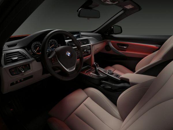 BMW Serie 4 420d nuevo Madrid