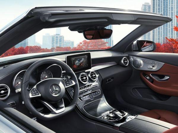 Mercedes Benz Clase C Cabrio 220 d nuevo Málaga
