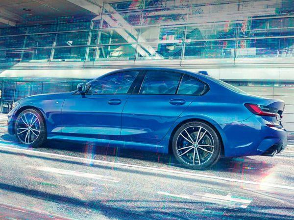 BMW Serie 3 320i Auto. nuevo Madrid