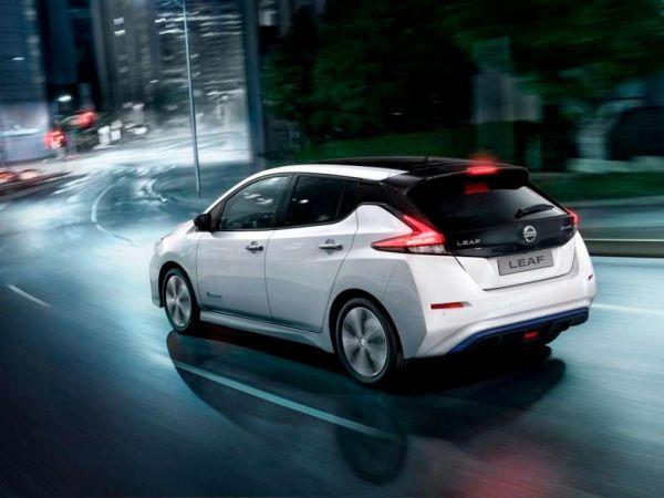 Nissan LEAF 40kWh Acenta nuevo Madrid