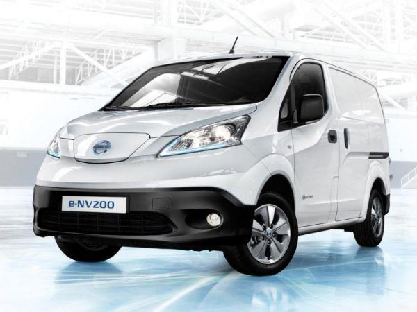 Nissan e-NV200 Eléctrica PROFESIONAL Furgón nuevo Madrid
