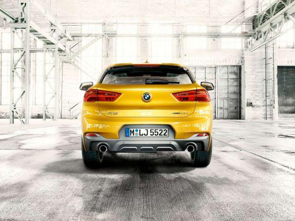 BMW X2 sDrive20dA nuevo Madrid