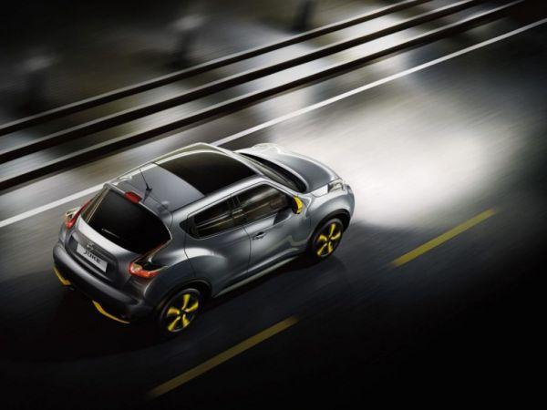 Nissan JUKE G E6D-Temp 83 kW (112 CV) 5M/T ACENTA nuevo Madrid