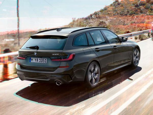 BMW Serie 3 318d Touring nuevo Barcelona