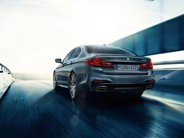 BMW Serie 5 520iA nuevo Madrid