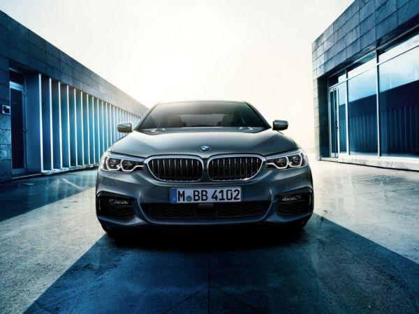 BMW Serie 5 520dA nuevo Madrid