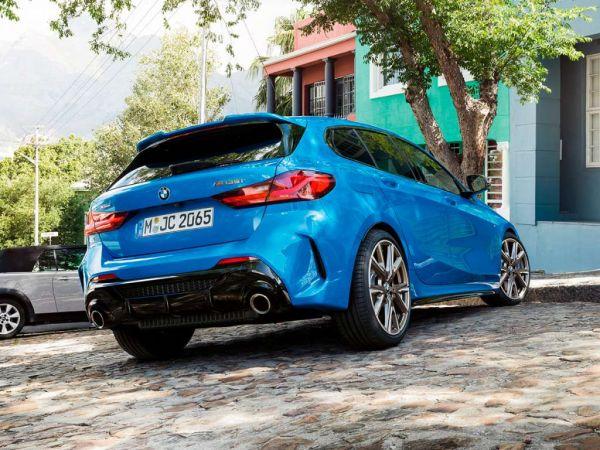 BMW Serie 1 118d nuevo Madrid