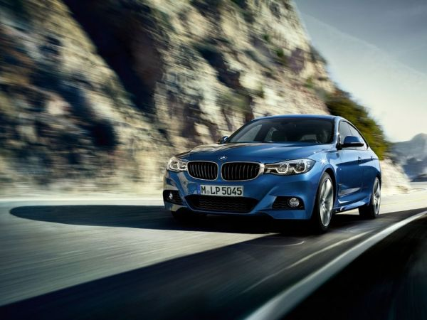 BMW Serie 3 320d Gran Turismo nuevo Madrid