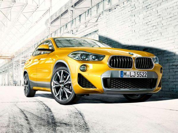 BMW X2 sDrive18i nuevo Madrid