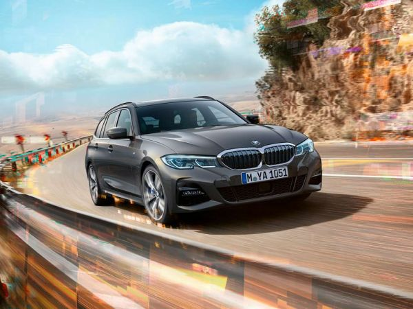 BMW Serie 3 320d xDrive Touring nuevo Madrid