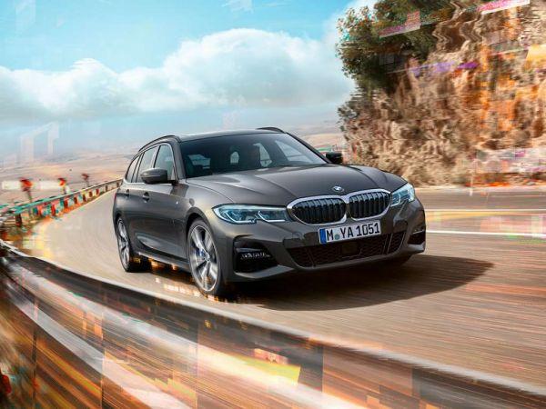 BMW Serie 3 330d xDrive Touring nuevo Madrid