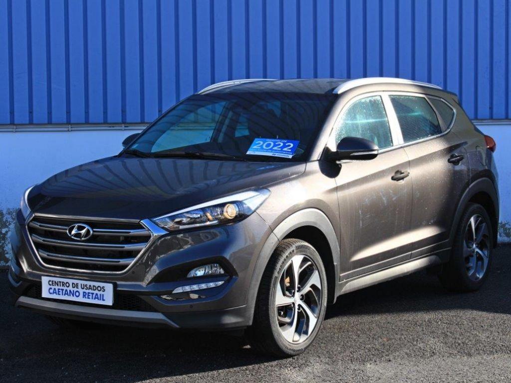 Hyundai Tucson 1.7 CRDi Premium usada Porto