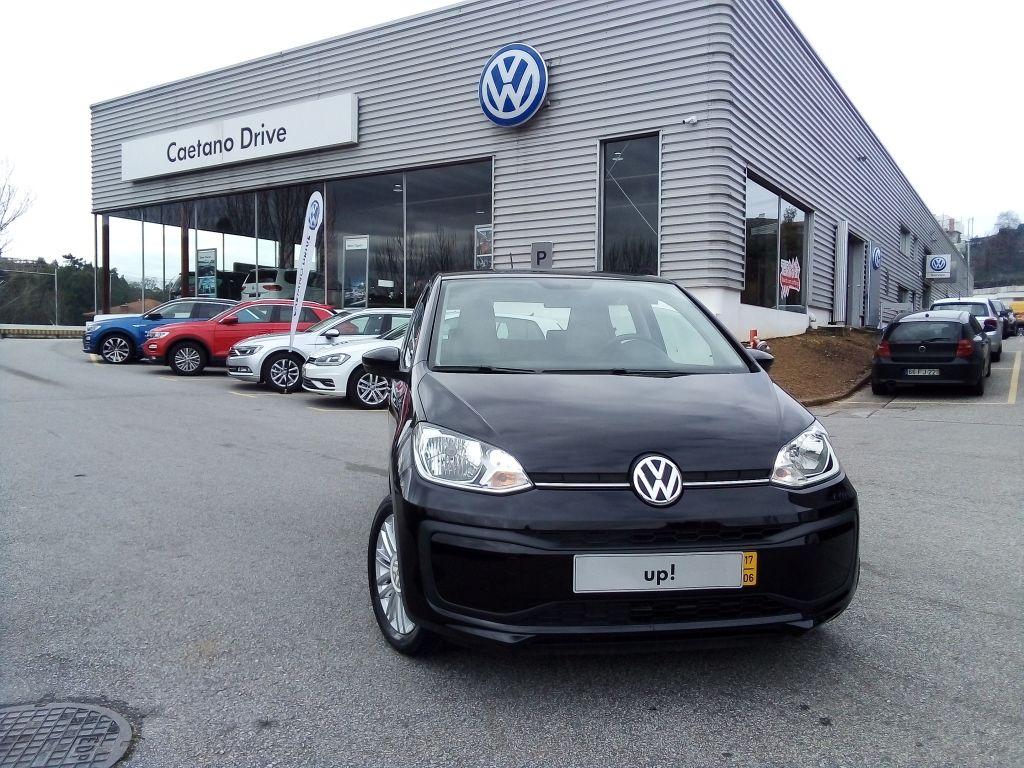 Volkswagen up! 1.0 60cv move up blueMotion technology usada Porto