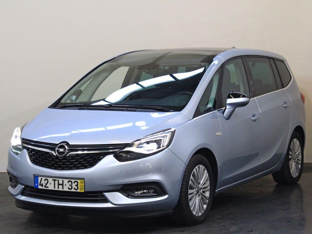 Opel Zafira Tourer 1.6 CDTi 134cv S/S BlueInject Innovation usada Porto