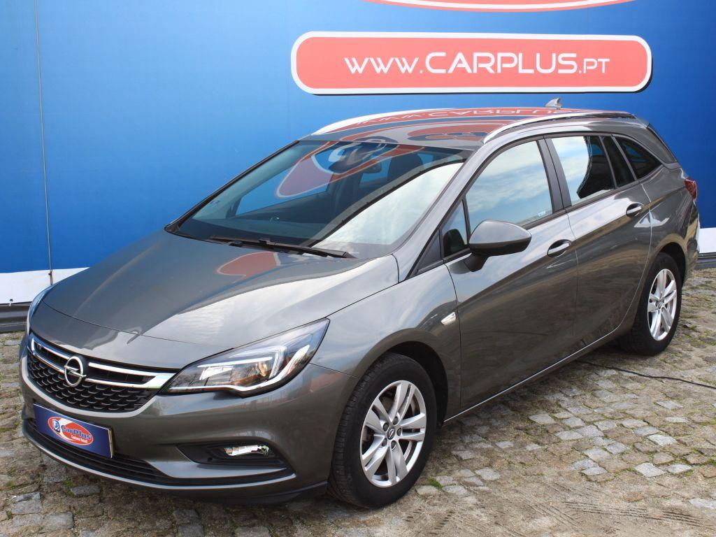 Opel Astra 1.0 105cv S/S Edition Sports Tourer segunda mão Porto