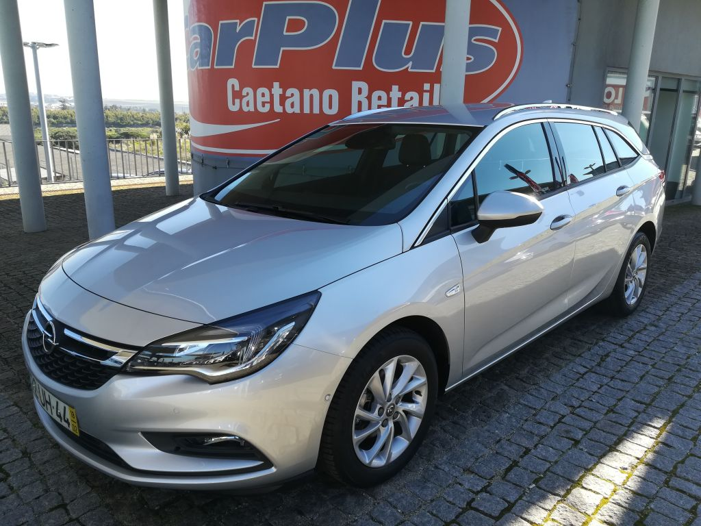 Opel Astra 1.0 Ecotec 105cv S/S 17 Innovation ST segunda mão Lisboa