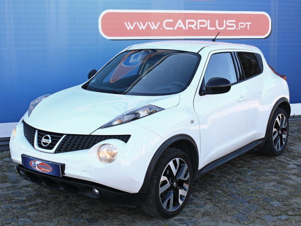 Nissan JUKE 1.5dCi 110cv N-Tec segunda mão Porto