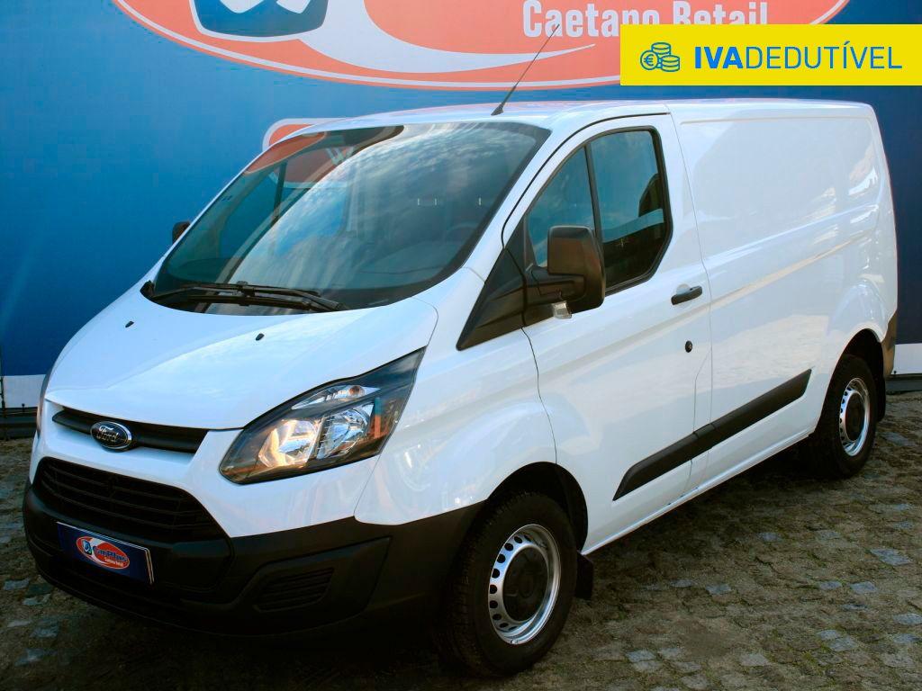Ford Transit Custom Comercial segunda mão Porto