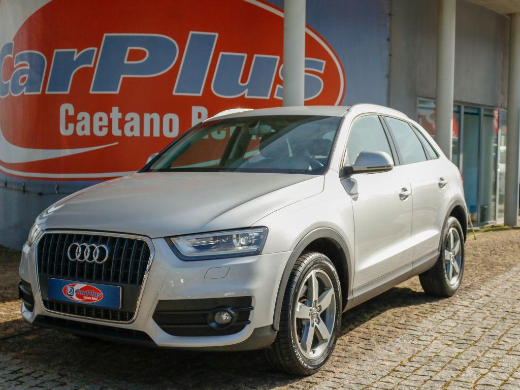 Audi Q3 2.0 TDI segunda mão Porto