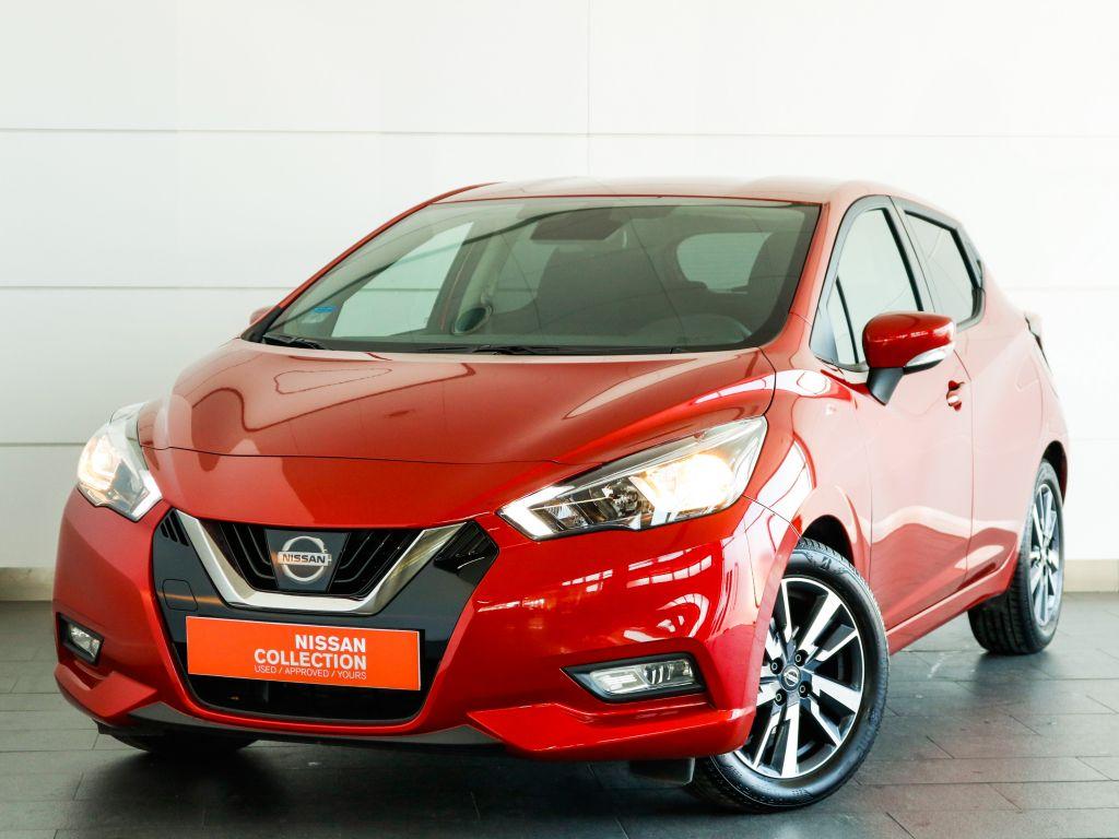 Nissan Micra 1.5dCi 66 kW (90 CV) S&S Acenta usada Setúbal