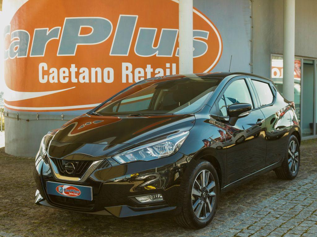 Nissan Micra 0.9 IG-T ACENTA CONNECT segunda mão Lisboa