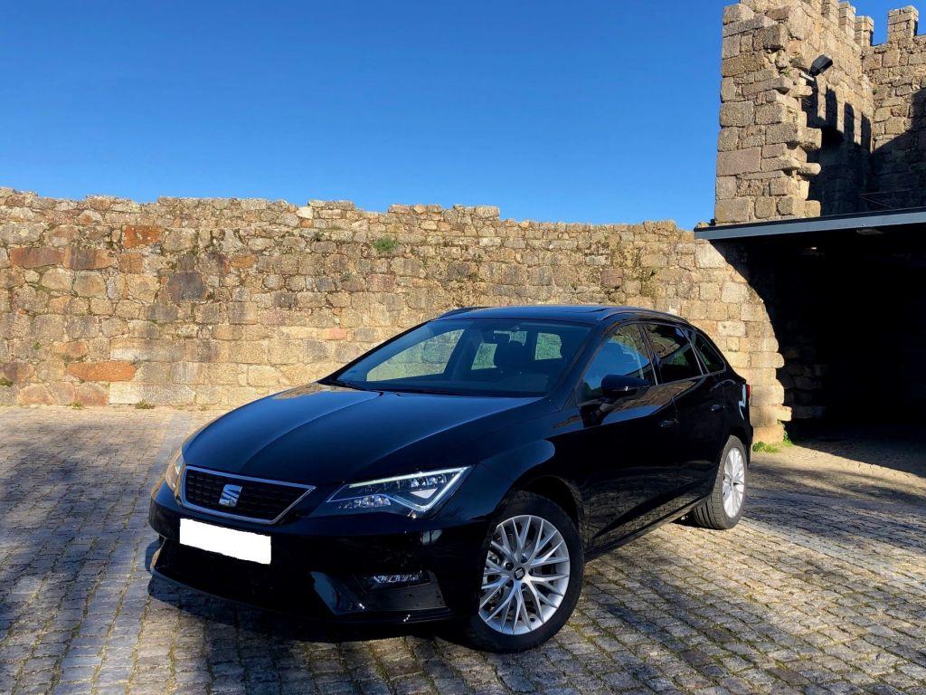 SEAT Leon 1.6 TDI CR STYLE Cx Man 5v S&S usada Castelo Branco