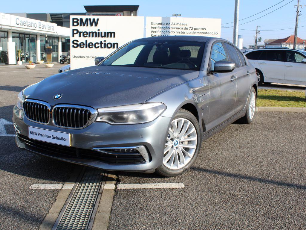 BMW Serie 5 530e iPerformance usada Aveiro