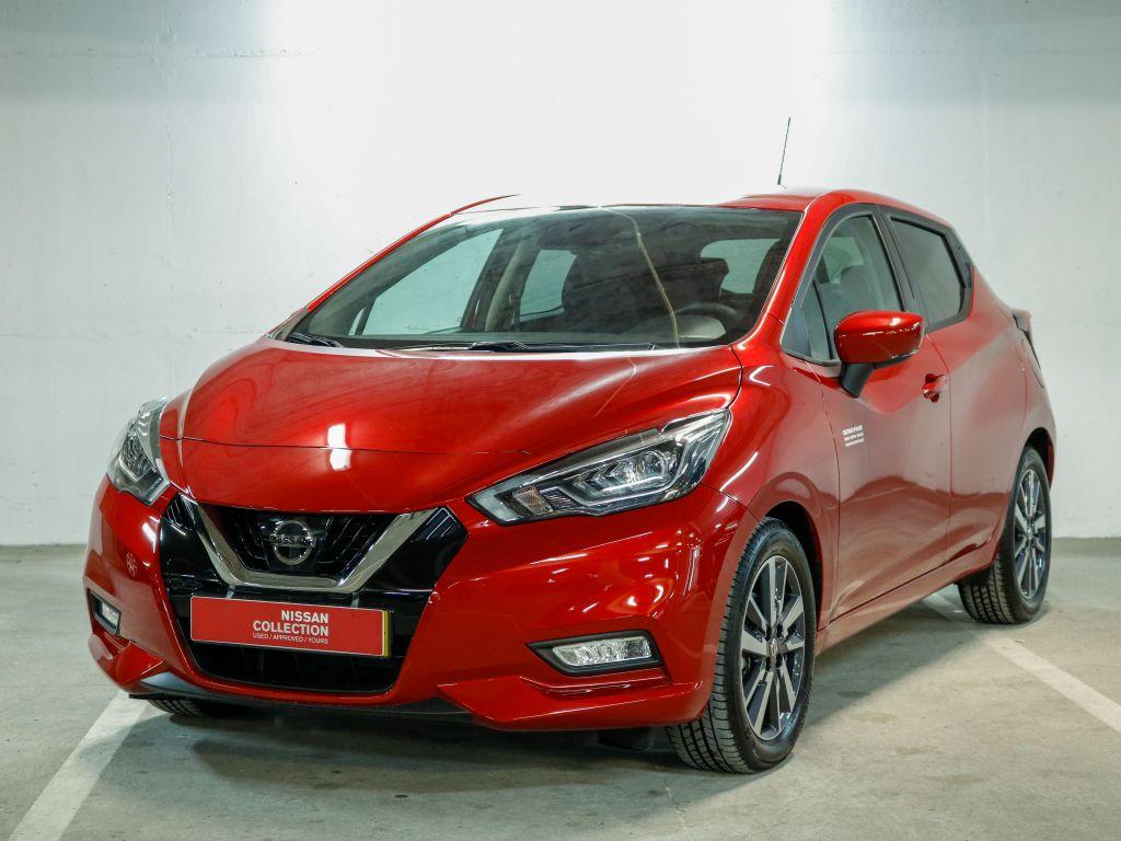 Nissan Micra 1.5dCi 66 kW (90 CV) S&N-Connecta P360+LED usada Lisboa