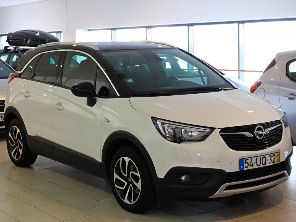 Opel Crossland X 1.6CDTi 99cv S/S ecoTECd Innovation usada Porto