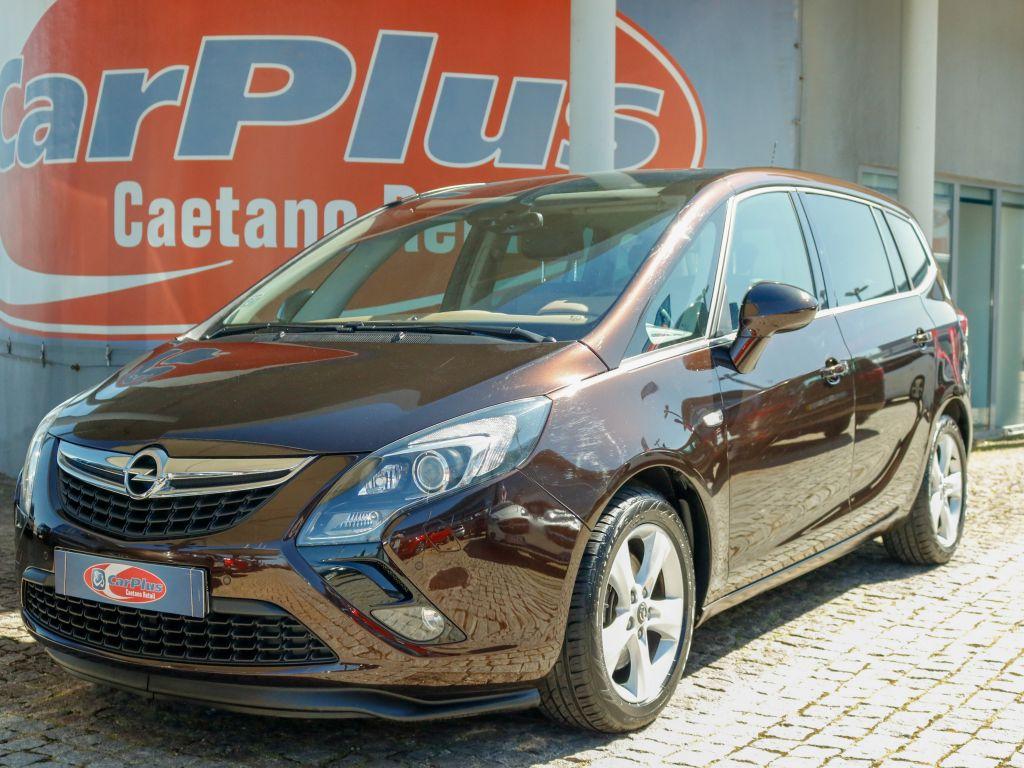 Opel Zafira Tourer 1.6CDTi 136cv S/S Cosmo segunda mão Lisboa