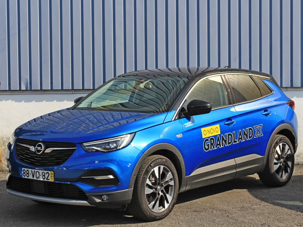 Opel Grandland X 1.5CDTi 130cv S/S Innovation usada Porto