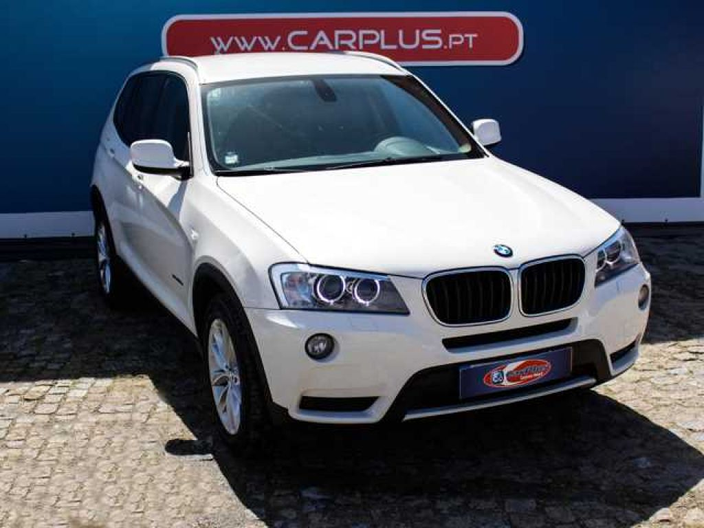 BMW X3 X3 xDrive20d Auto segunda mão Braga