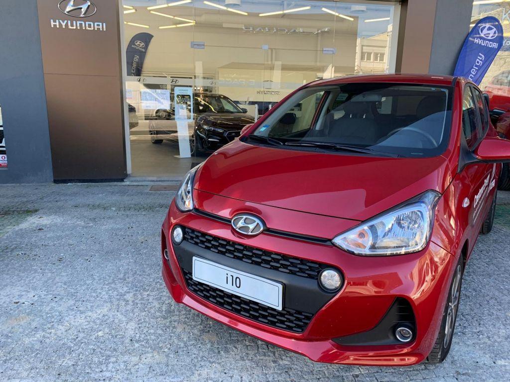 Hyundai i10 1.0 MPi Style usada Porto