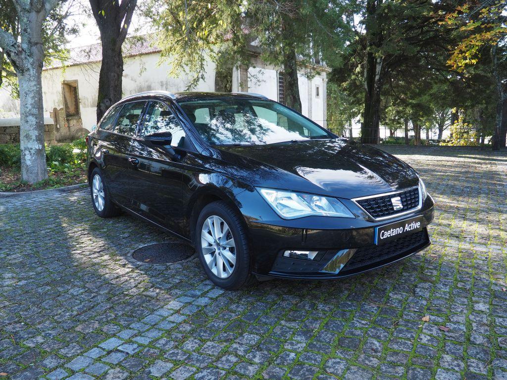 SEAT Leon 1.0 EcoTSI ECOMOTIVE STYLE Cx Man 6v S&S usada Castelo Branco