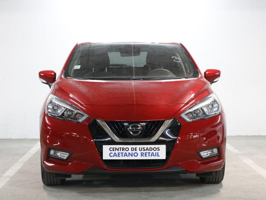 Nissan Micra 0.9 IG-T 66 kW (90 CV) S&S ACENTA usada Lisboa