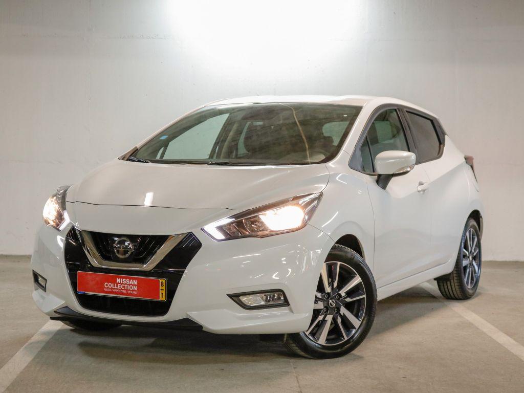 Nissan Micra 1.5dCi 66 kW (90 CV) S&S Acenta usada Lisboa