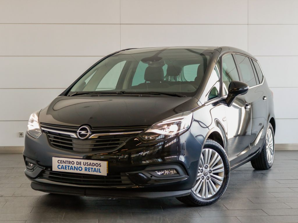 Opel Zafira Tourer 1.6 CDTi 134cv S/S BlueInject Innovation usada Setúbal