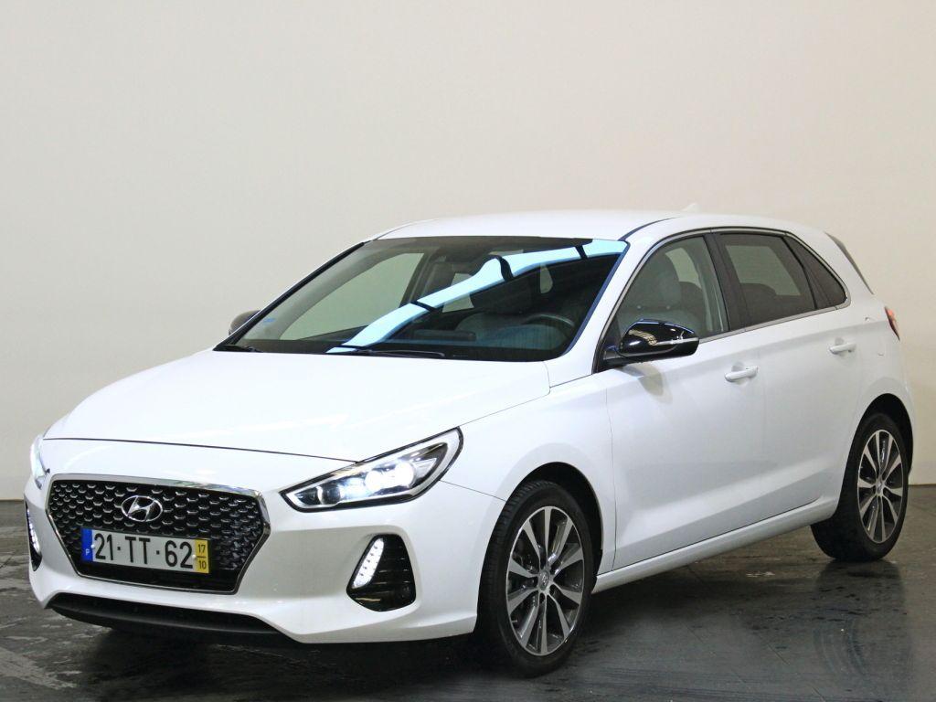 Hyundai i30 1.6 CRDi 110cv Launch Edition usada Porto